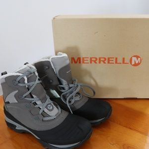 Merrell Charcoal Gray Snowbound Winter Boot S11